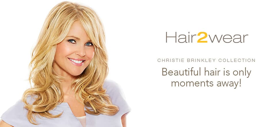 Christie Brinkley Hair Extensions for Pinterest