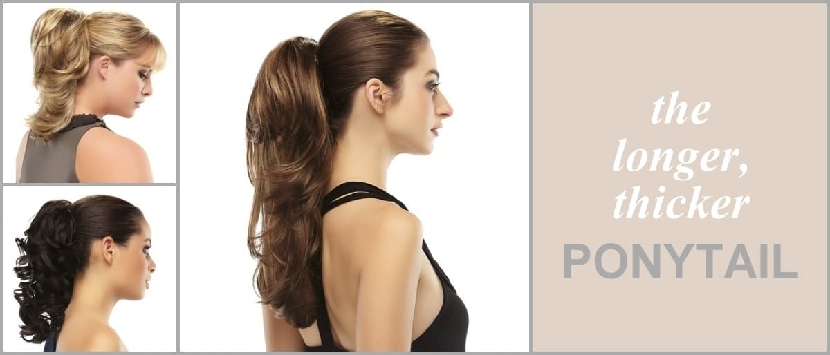 Hair Pieces Ponytails Australia 95
