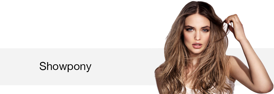 Showpony Hair Extensions Shop Online Easi Wigs Australia