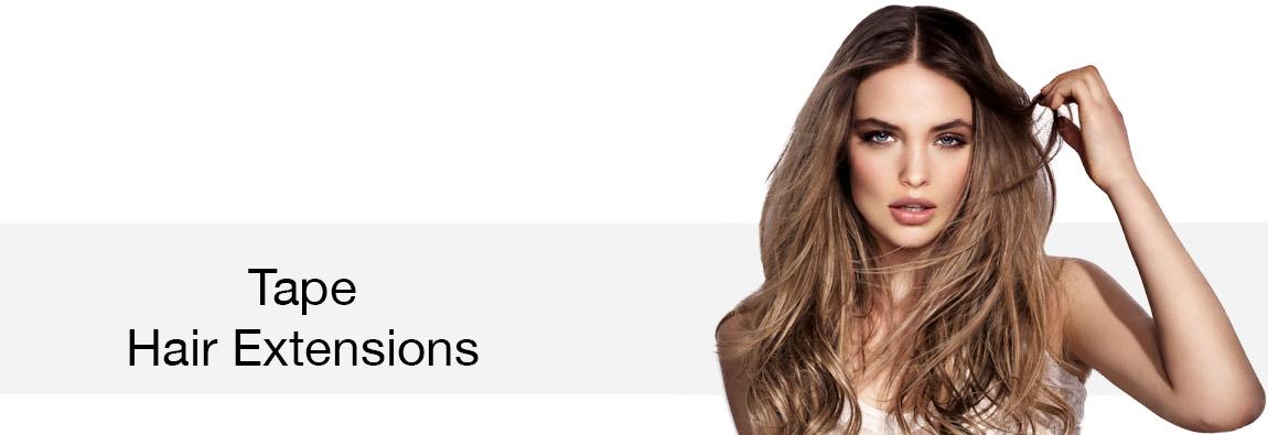 Tape Hair Extensions Human Hair Easi Wigs Australia