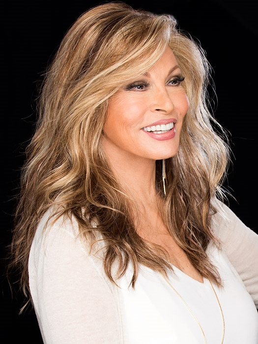hair style pics men longing for raquel welch lace front monofilament 7281 | EW 7281 2T