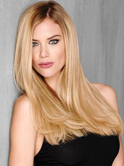 18 Remy Human Hair Extensions 10pc Set Hairdo Clip In Hair